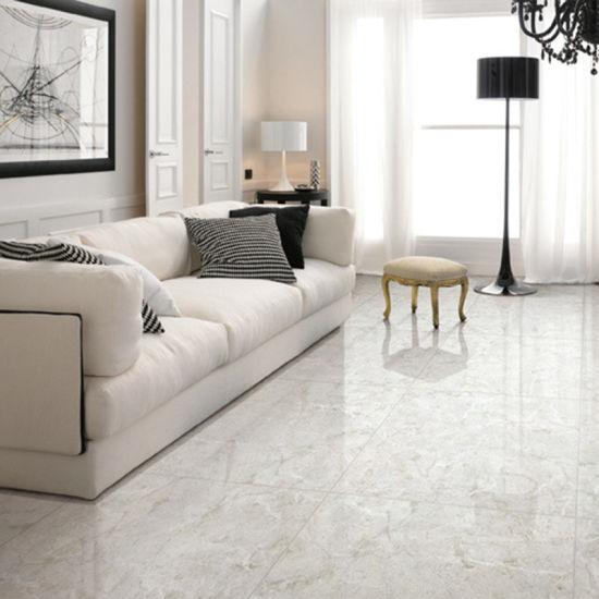 China Crystal White High Gloss 600x600
