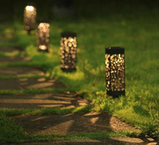 Path Lights Solar Led Garden Lamp
