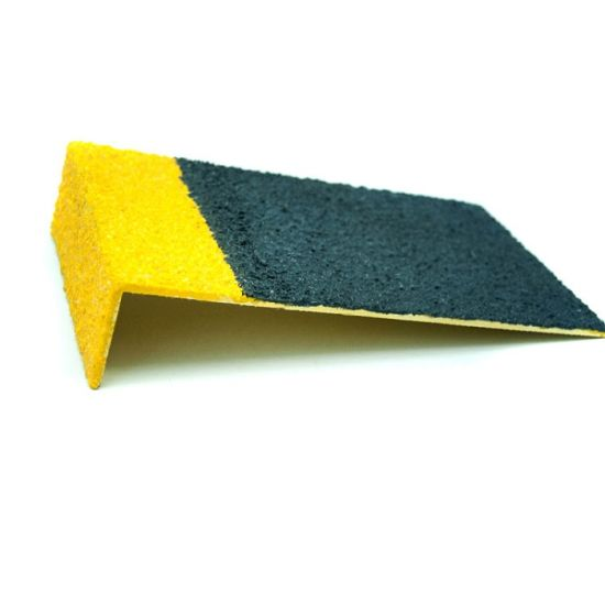 China Concrete Heavy Duty FRP Stair Tread Cover for Stair