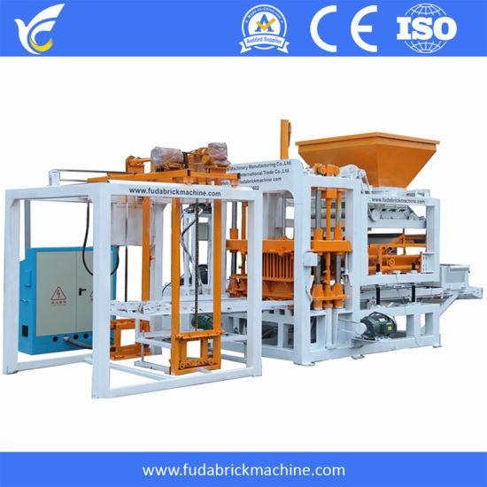 Wholesale Qt4-18 Full Automatic Hydraulic Brick Making Machine for Sale