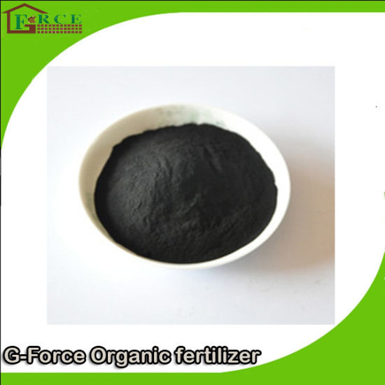 Organic Fish Fertilizer Organic Additive Sodium Humate Luminescent Sheet pictures & photos