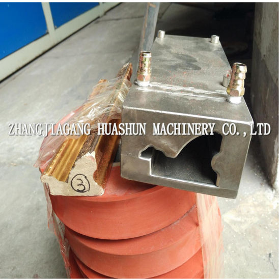 China PS Picture Photo Frame Moulding Profile Making Machine - China ...