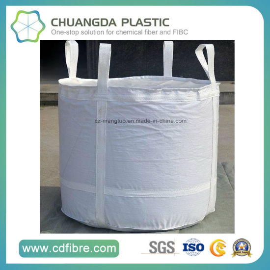 1 Tonne FIBC Bulk Bag for Waste Construction Material or Chemical pictures & photos