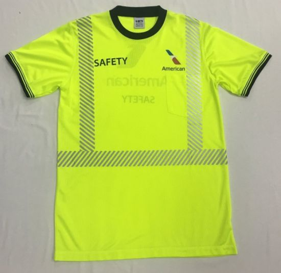 Wholesale Safety Anti-Static Reflective Work Clothes