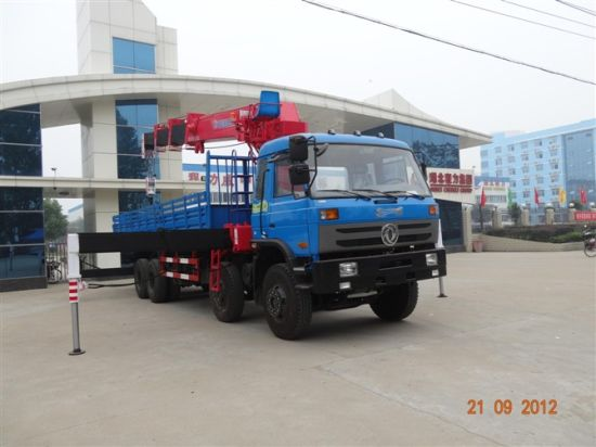Clw Construction Machinery 13t Mobile Truck Crane From China pictures & photos