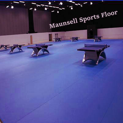 Indoor PVC Sports Floor for Table Tennis 2018 Hot Sale pictures & photos