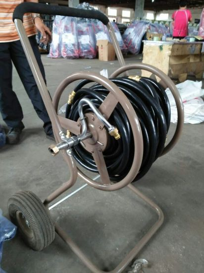 Garden Hose Reel Cart Tc1847 pictures & photos