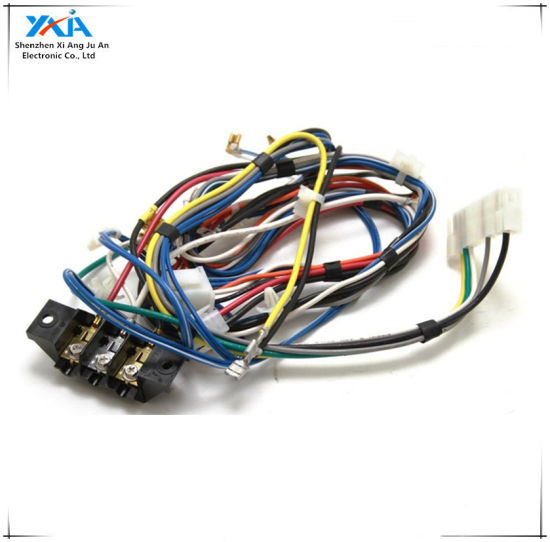 xaja oem odm rohs compliant auto connector atv wire harness