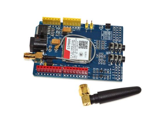 China SIM800 Module GPRS Module Price GSM Shield Development