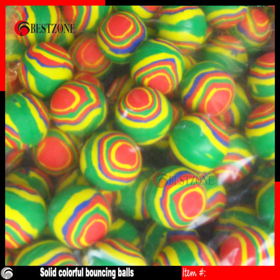 Solid Colorful Bouncing Balls pictures & photos