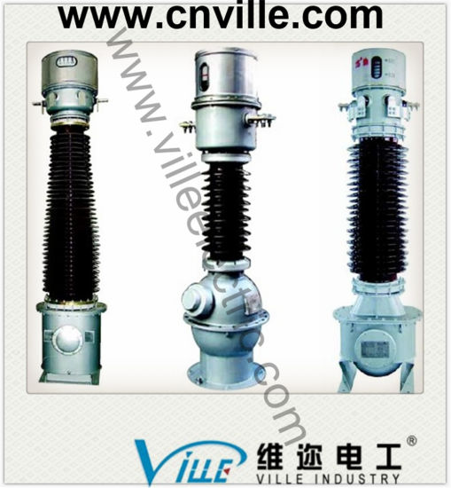 Lvqb Inverted Structure with Oil-Immersed Paper of Current Transformers pictures & photos