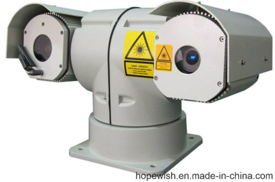 Security PTZ Laser Camera for 600m Detection pictures & photos