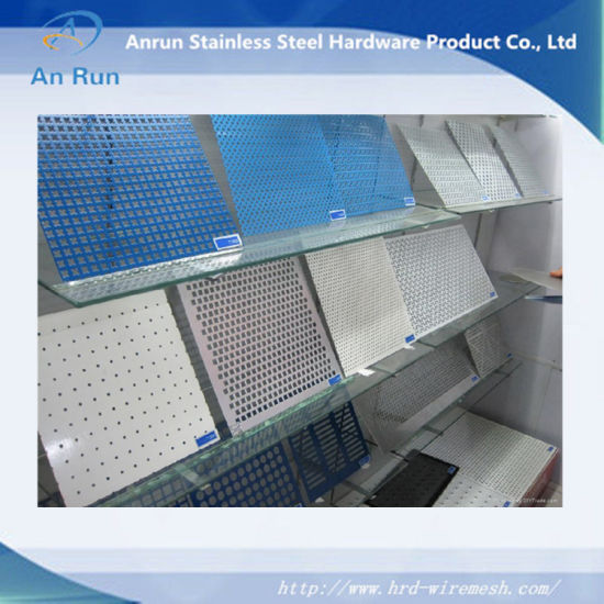 Stainless Steel Architectural Perforated Metal for Building Decoration pictures & photos