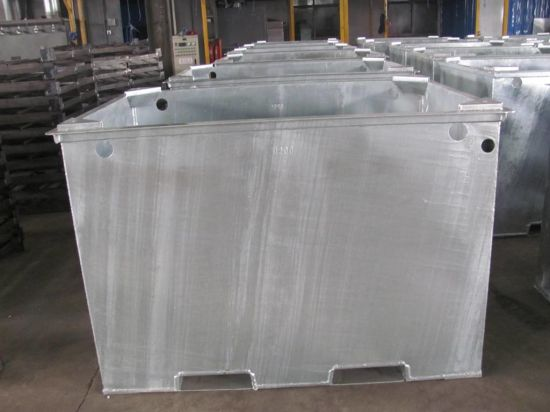 Hot Galvanizing Fish Bin pictures & photos