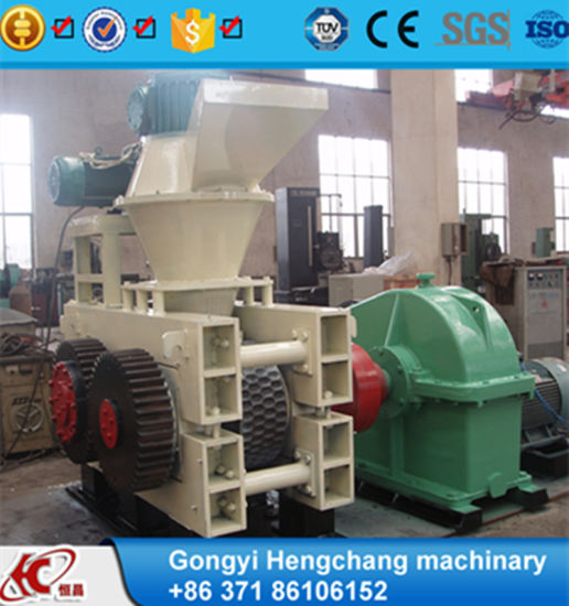 High Quality Sawdust Force Feeding Briquette Machine Price List pictures & photos