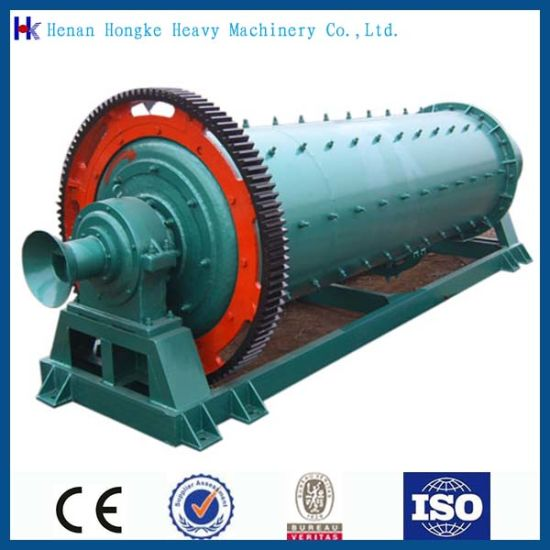 Mining Use Ball Mill Grinding with Good Quality pictures & photos