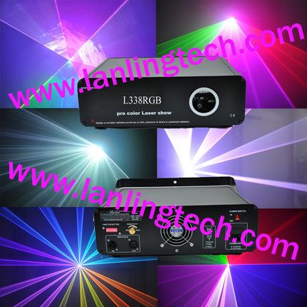 RGB Stage Disco DJ Laser Light