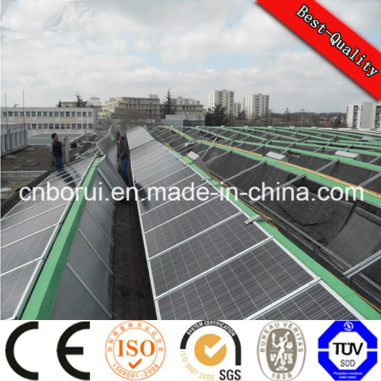 Solar 160W Poly A Grade Quality Solar Panel +3% Power Tolerence for on-Grid/Grid-Tied Roof-Top/Solar