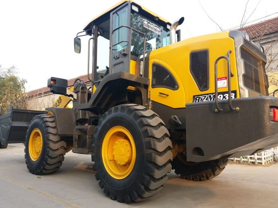 Zl936 3 Ton Hot in Australia Same as Shantui Buldozer Construction Engineering Wheel Loader pictures & photos