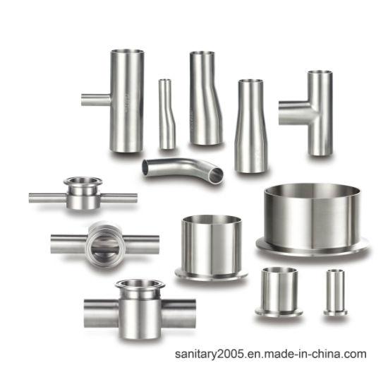 China Sanitary 304 Stainless Steel Quick Flange Kf Vacuum