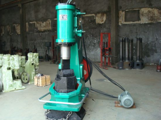 Heavy Duty Pneumatic Air Power Forging Hammer Machinery C41-55kg/75kg/150kg pictures & photos