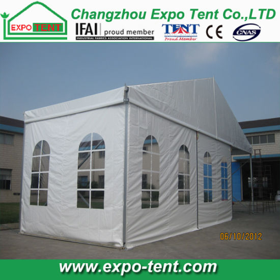 15*25m Luxury Party Tent with Clear Windows pictures & photos