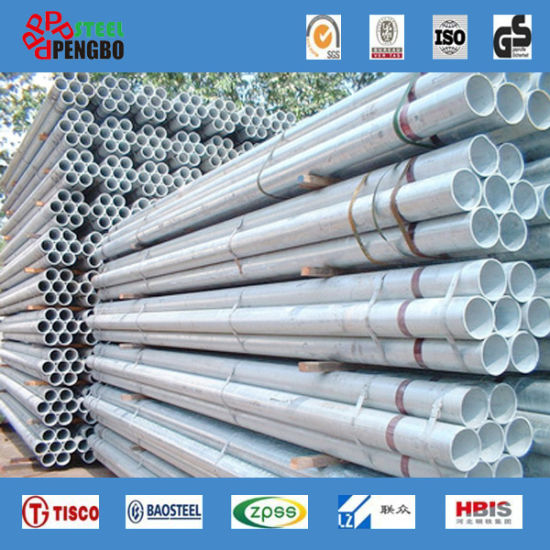 304 Stainless Seamless Welded Steel Pipe pictures & photos