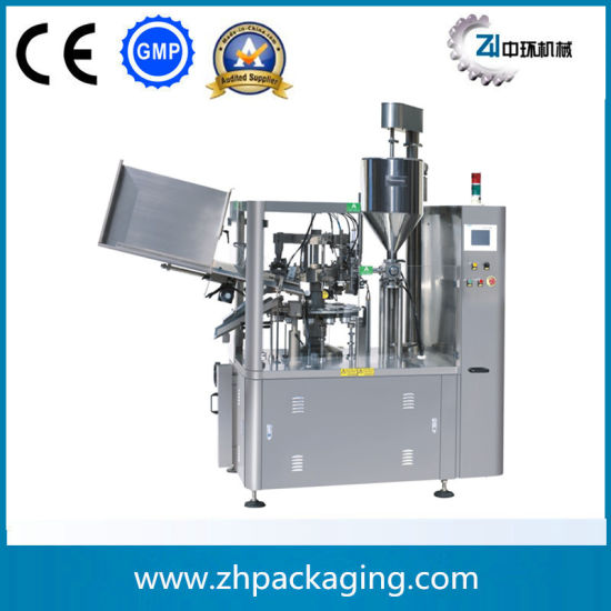 Plastic Tube Filling Sealing Machine (Zhf-100yc) pictures & photos
