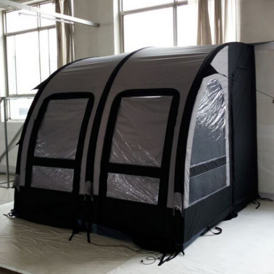 2 3 Persons Waterproof RV Awnings Camping Tent Inflatable Caravan Awning