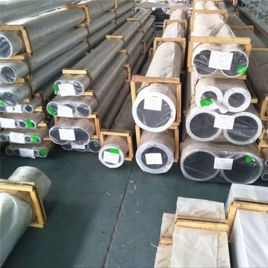 Aluminum Alloy Tube Price 7075, T651 pictures & photos