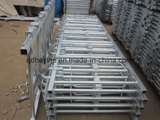 Hot Dipped Galvanised Cow Head Gate Headlock for Sale pictures & photos