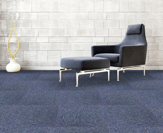 PP Plain Color Carpet Tiles 50X5cm