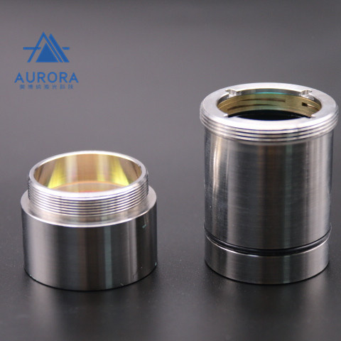 38.1*150 Lead Laser Focus Lens Single-Piece for Fiber Laser Machine