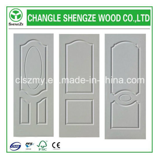 Lowest Price White Primer Door Skin pictures & photos