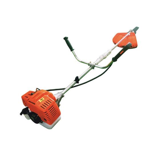 43cc Petrol Brush Cutter Grass Cutting Machine for Home Use