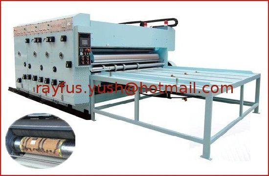 Automatic Flexo Printer Slotter Machine pictures & photos