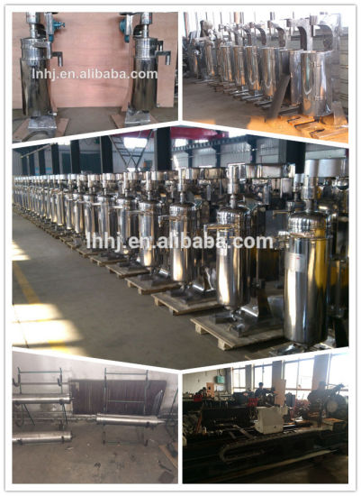 600L/H Oil Water Separator Centrifuge pictures & photos