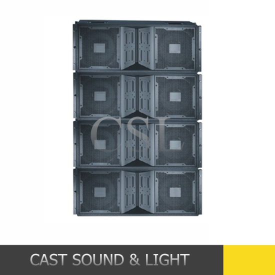 "High Power Dual 12"" Outdoor Speaker Line Array System (VT4888) pictures & photos"