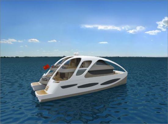 Aquitalia 72FT Luxury Catamaran Yacht