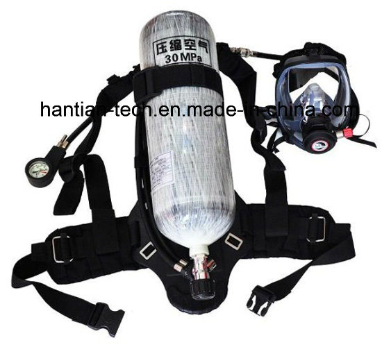 Draeger Breathing Apparatus for Fire Fighting with CCS Approved (RHZKF-6.8*2/30)