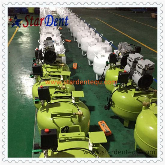 Dental Air Compressor (One For Five) of Dental Equipment pictures & photos