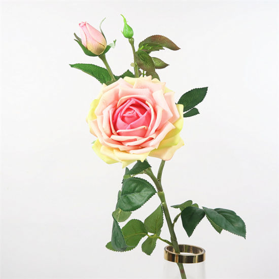 China Artificial Real Touch Flower For Dining Table Flower Arrangement China Artificial Flowers And Silk Flowers Price