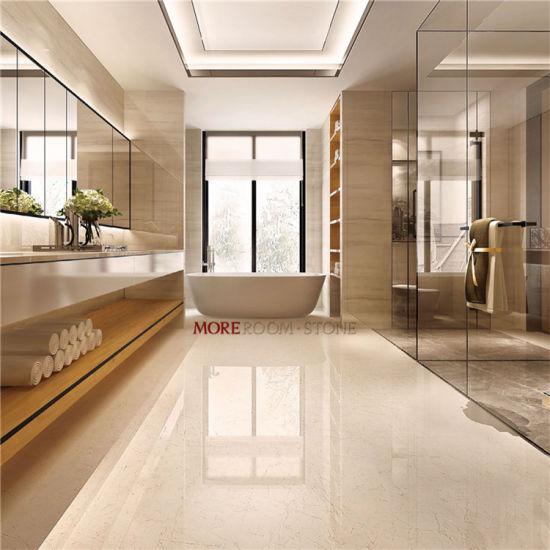 China Beige Stone Glazed Porcelain Tile
