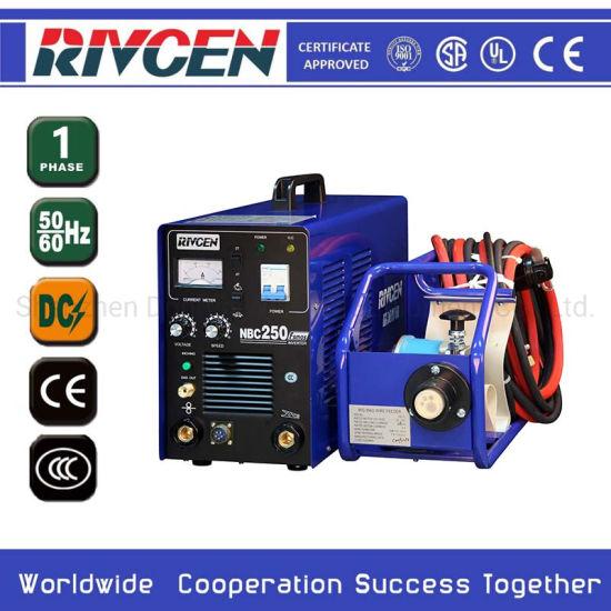 230V Digital MIG 250 AMP Multi-Process Welding Machine with Ce