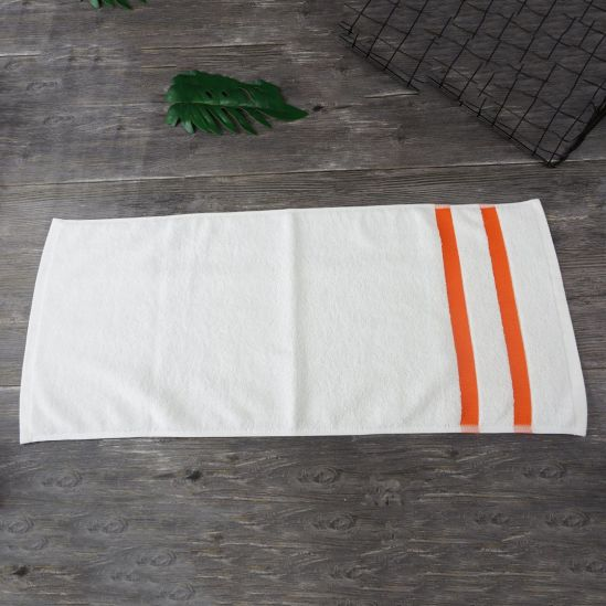 Promotion 100% Cotton White Pool Bathroom Gift Hand Towels