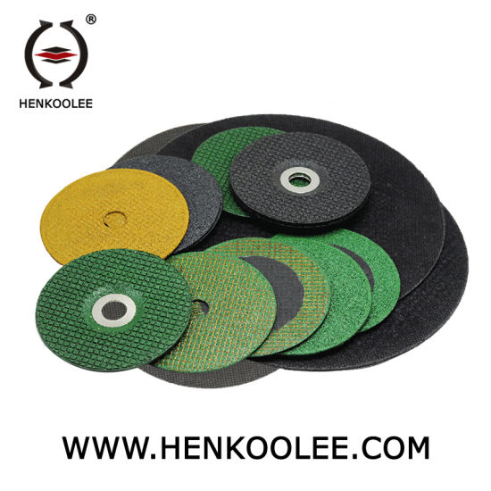 Wholesale Factory Direct Sales Abrasive Disc Cutting Disc 4 Inch