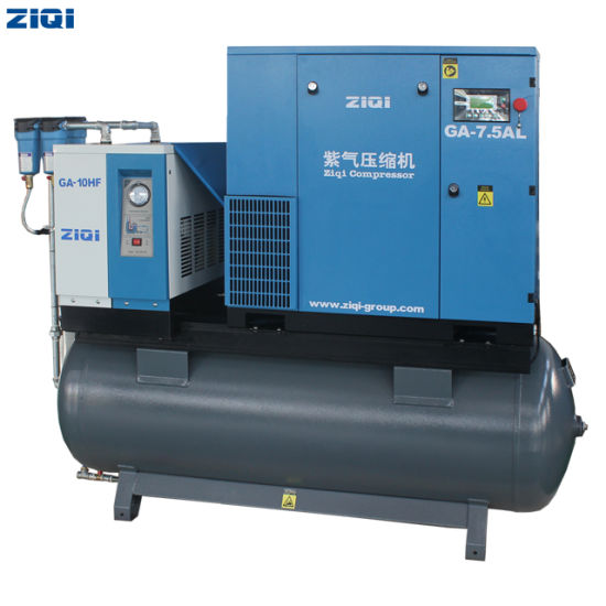 2019 Compact Mounted Screw Air Compressor Best Choose pictures & photos
