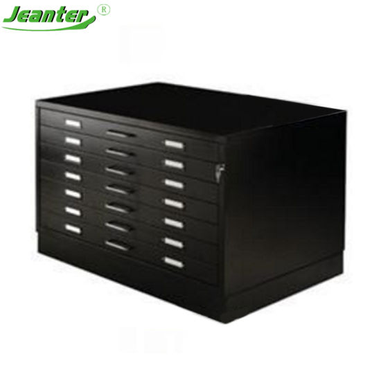 Militry Map Drawer Cabinet File