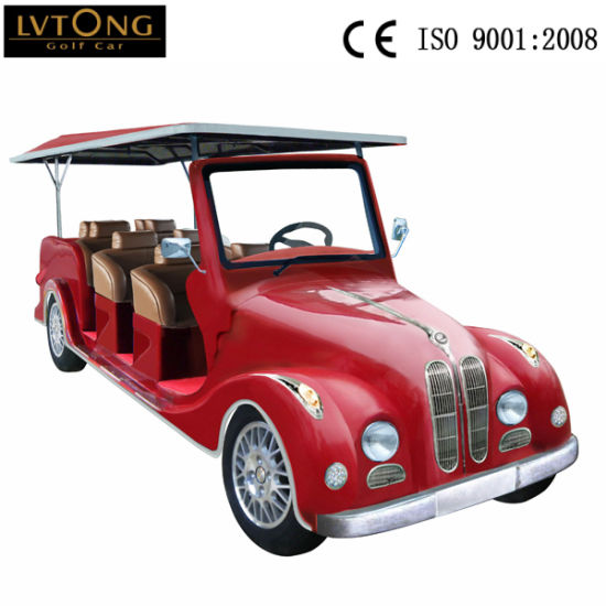 8 Seats Electric Sightseeing Car with Ce SGS Certificate