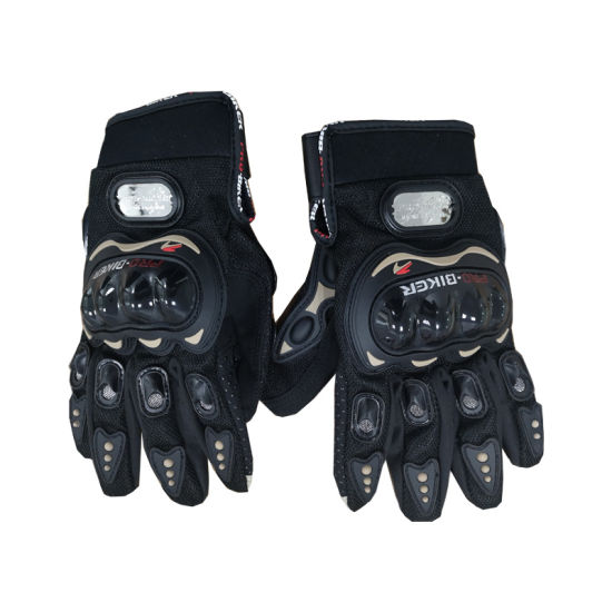 Motorcycle Accessories Motorcycle Touching Gloves Motorcycle Glove Mcs-01c